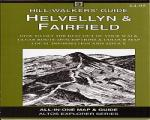 Icicle Books & Maps - Helvellyn and Fairfield Guide Map