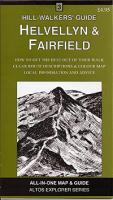 Helvellyn and Fairfield Guide Map