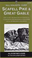 Scafell Pike and Great Gable Guide Map